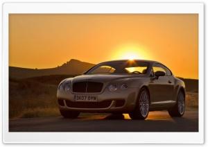 Bentley Continental GT Sunset