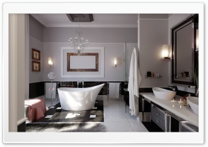 Stylish Design Bathroom