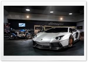 2014 Lamborghini Aventador...