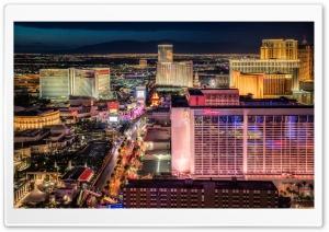 Dusk in Vegas