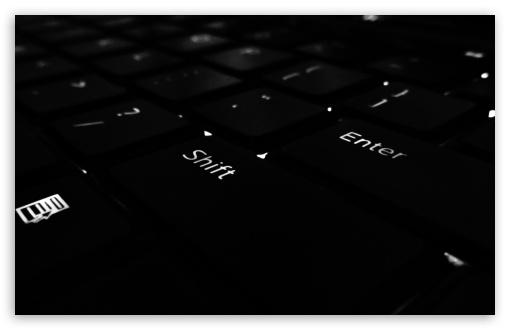 Download Backlit Keyboard UltraHD Wallpaper