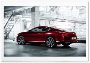 2012 Bentley Continental V8