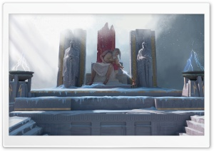 Gods and Monsters Video Game...