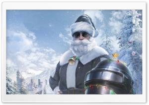 Winter Santa Claus PUBG Video...