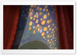 Tangled Rapunzel Paintings