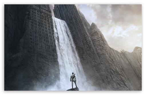 Download Oblivion 2013 Concept Art UltraHD Wallpaper