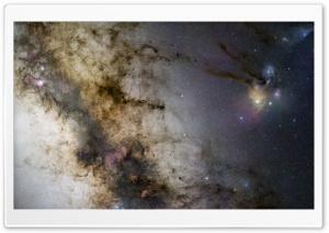 Milky Way Starscape