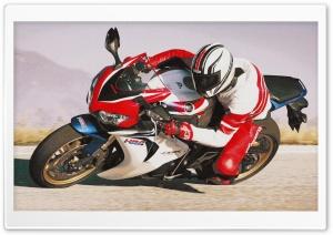 HRC Honda CBR