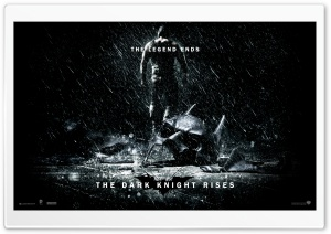 The Dark Knight Rises The...