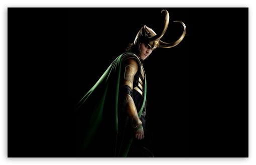 Download Thor The Dark World Tom Hiddleston as Loki UltraHD Wallpaper