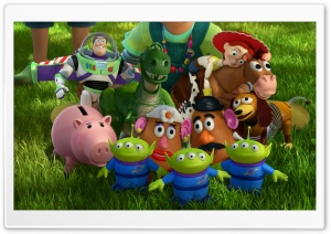 Toy Story 3 Comedy