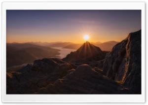 Ben A an Mountain, Scotland