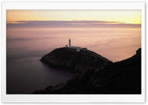 South Stack Island...