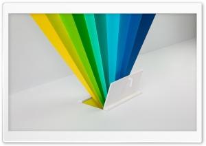 Rainbow Paper Crafts