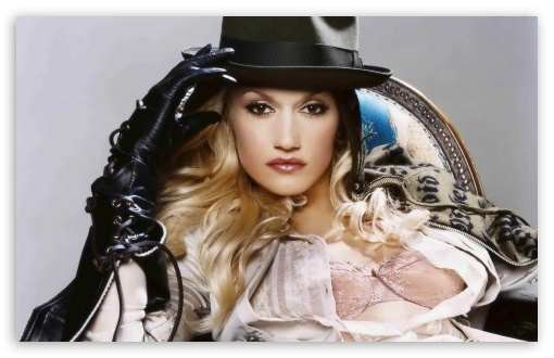 Download Gwen Stefani UltraHD Wallpaper