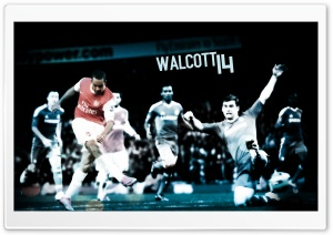 Theo Walcott 14