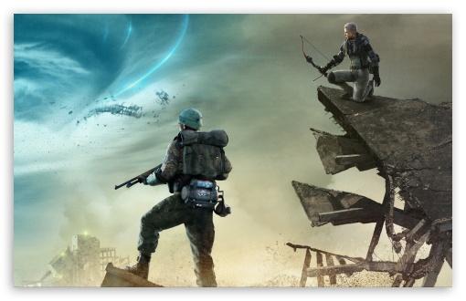 Download Metal Gear Survive 2018 Video Game UltraHD Wallpaper