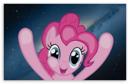 Download Pinkie Pie UltraHD Wallpaper