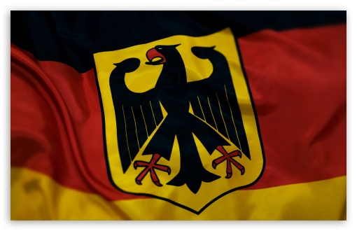 Download Grunge Coat Of Arms Of Germany UltraHD Wallpaper