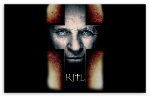 Download The Rite Movie, Anthony Hopkins UltraHD Wallpaper