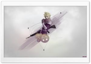 Final Fantasy 7 ABSTRACT CLOUD