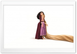 2010 Tangled Mother Gothel...