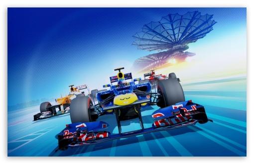 Download F1 2012 UltraHD Wallpaper