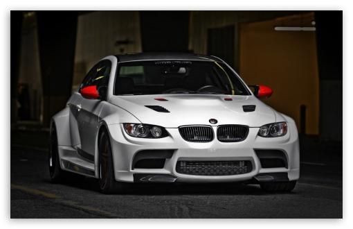 Download BMW GTRS3 Tuning UltraHD Wallpaper