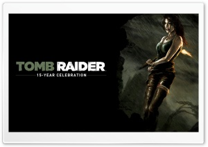 Tomb Raider Against The Elements