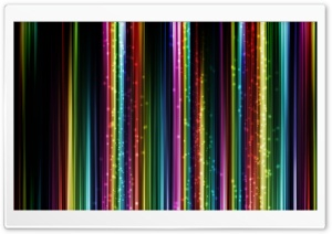 Colorful Thin Lines