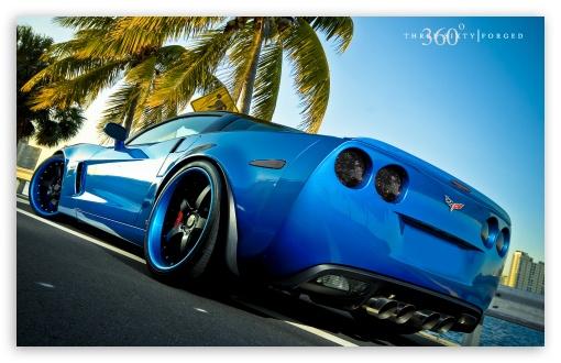 Download Chevrolet Corvette 32 UltraHD Wallpaper