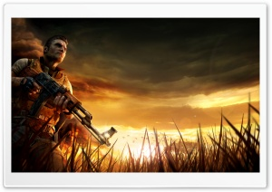 Far Cry 2 Concept Art