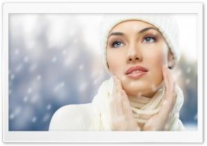 Beautiful Girl Winter