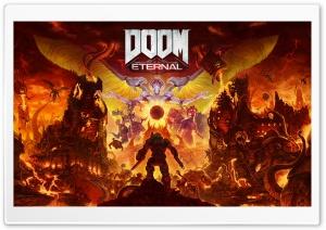 DOOM Eternal video game 2020