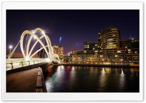 Bridge in Melbourne