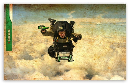 Download Skydiver UltraHD Wallpaper