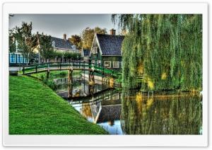 Bridge In Holland