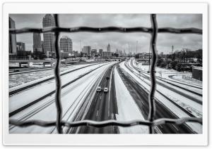 Atlanta Snow Day