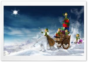 Christmas Elves 3D
