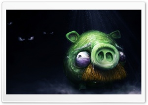 Angry Birds Alone Pig
