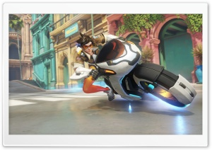 Tracers Hovercycle