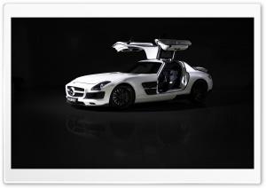 Mercedes Benz SLS AMG Brabus