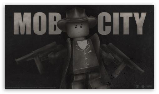 Download Mob City UltraHD Wallpaper