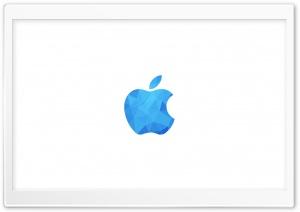 Apple Polygon vector