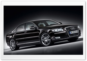 Audi A8 4.2 Quattro Car 3
