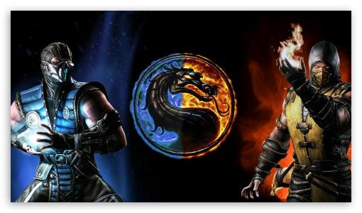 Download Mortal Kombat X UltraHD Wallpaper