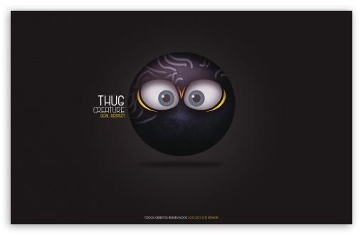 Download Thug Creature UltraHD Wallpaper