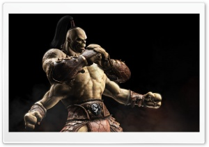 Goro - Mortal Kombat X