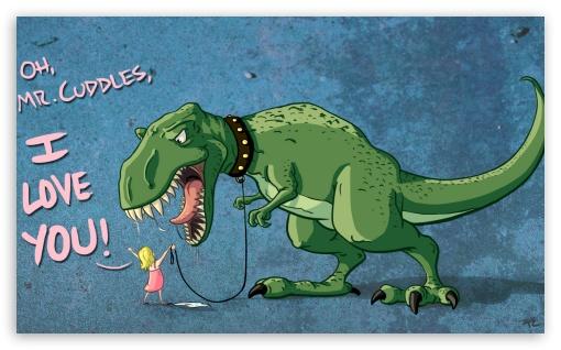 Download Funny Love Story UltraHD Wallpaper