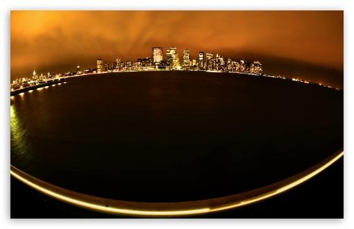 Download An Eye on Manhattan UltraHD Wallpaper
